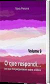 O que respondi - Vol. 9